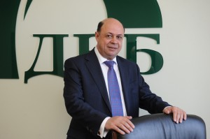 В.Р. Павлюк - президент ПАО Дальневосточный банк
